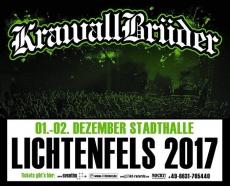 KrawallBrüder live in Lichtenfels 2017