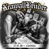 17.03.18 KrawallBrüder - mehr hass Tour 2018 - Alsfeld