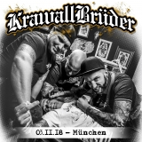 03.11.18 KrawallBrüder - mehr hass Tour 2018 - München