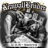 12.10.18 KrawallBrüder - mehr hass Tour 2018 - Osnabrück