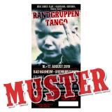 RANDGRUPPEN TANGO - 11.08.2018 - Das Böse Buben Club & Oldschool Criminal Sommerfest