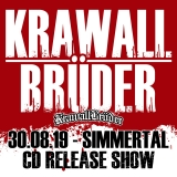 30.08.19 - Simmertal - CD RELEASE SHOW - Mühlen Rock Open Air