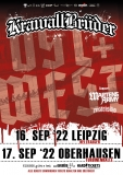 11.12.21 - KrawallBrüder Ost-Show: Leipzig + 2x Support