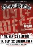 10.12.21 - KrawallBrüder West-Show: Oberhausen + 2x Support